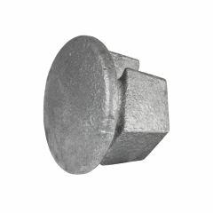Metalen afdekdop (48.3)