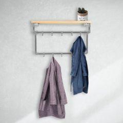 Kapstok Bath | Staal 26.9 mm | Wand | DIY