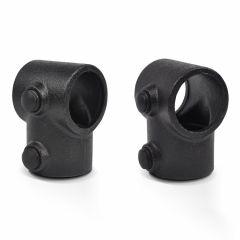 Afdekdop inbus 42.4 / 48.3 / 60.3 mm - zwart (25 stuks)