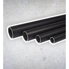 Zwarte Steigerbuis - 48.3 mm