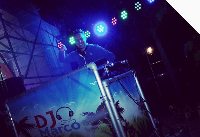 DJ Booth maken van Steigerbuis (TIP)