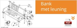 Werktekening Steigerbuis Bank